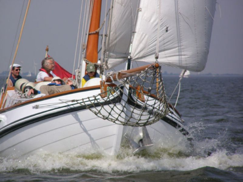 Heech by de Mar - Segelschiff
